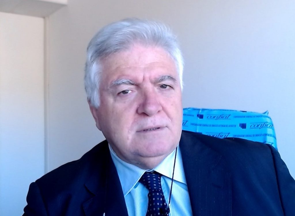 Presidente del Patronato INPAS