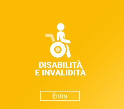 Pratiche di Invalidità e disabilità: servizio di assistenza e consulenza alle pratiche relative alle prestazioni per gli Invalidi e i disabili da parte del Patronato INPAS