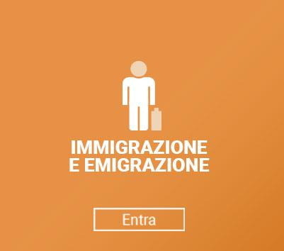 Pratiche per immigrati ed emigrati: servizio di assistenza e consulenza per le pratiche relative all' immigrazione ed emigrazione, da parte del Patronato INPAS